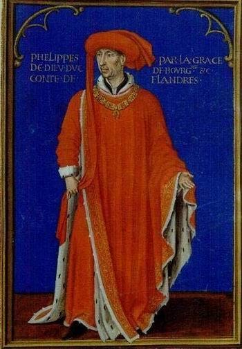 El Toisón de Oro (III): ¿Cómo era el duque de Borgoña, Felipe III elbueno?